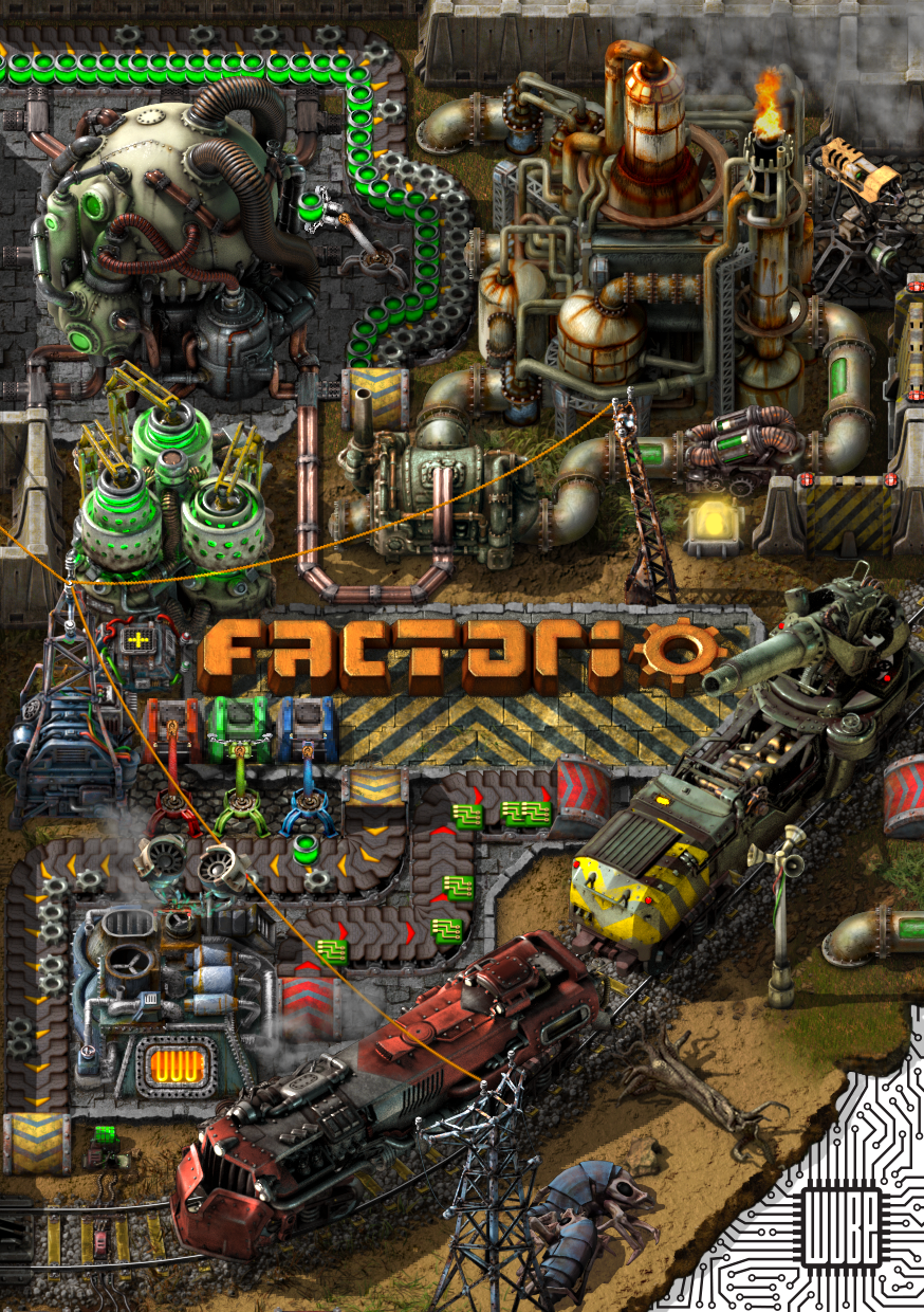 Friday Facts #271 - Fluid optimisations & GUI Style inspector | Factorio