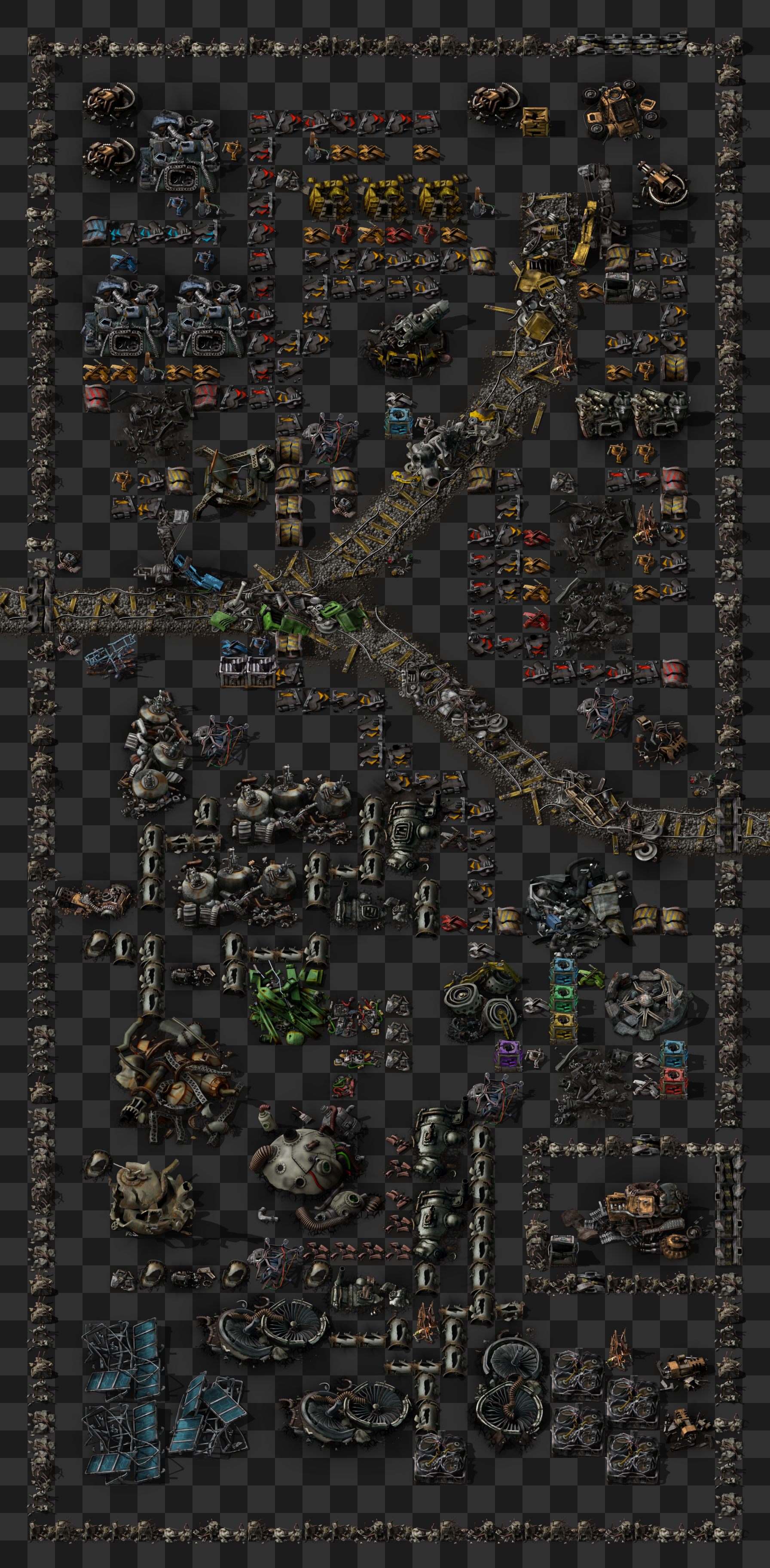 Friday Facts #311 - New remnants 3 | Factorio