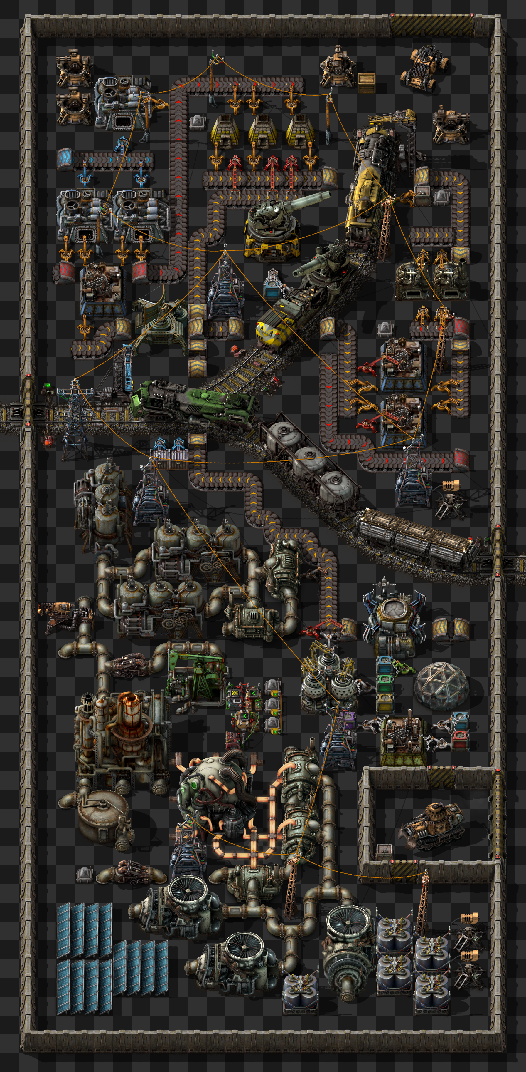 Factorio industrial revolution