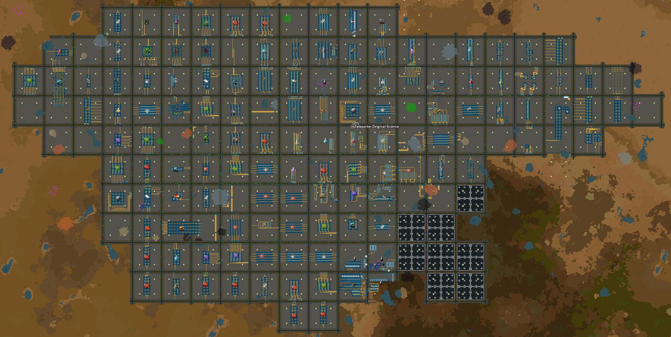 Friday Facts 344 Tile Transition Collisions Team Steelaxe Speedrun Record Factorio Dev Tracker Devtrackers Gg